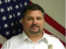 Gary Hickman, Fire Chief